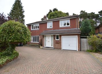 Thumbnail 4 bed detached house to rent in Broadwater Close, Woking, Surrey