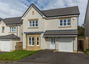 Thumbnail 4 bed detached house for sale in Brock View, Currie, Edinburgh