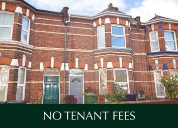Thumbnail 3 bed terraced house to rent in Park Road, Exeter
