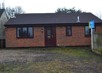 Thumbnail 2 bed bungalow for sale in Parliament Street, Newhall, Swadlincote
