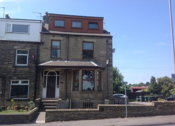 Thumbnail 1 bed flat to rent in Cleckheaton Road, Bradford
