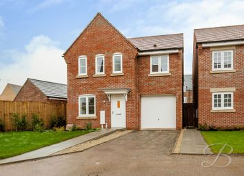 Thumbnail 4 bedroom detached house for sale in Sorrel Drive, Kirkby-In-Ashfield, Nottingham