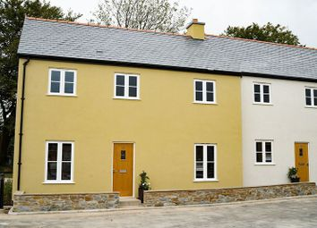 Thumbnail 3 bed terraced house for sale in Higman Close, Mary Tavy, Tavistock
