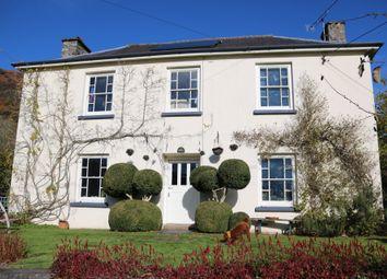 Thumbnail 4 bed country house for sale in Rhandir-Mwyn, Llandovery