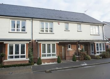 Thumbnail 3 bedroom terraced house for sale in Willowbourne, Fleet