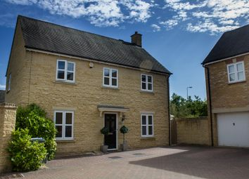 Thumbnail 4 bed detached house to rent in Cherry Tree Court, Witney