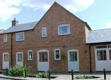 Thumbnail 3 bed detached house to rent in Home Farm Yard, Guilsborough Road, Hollowell, Northampton