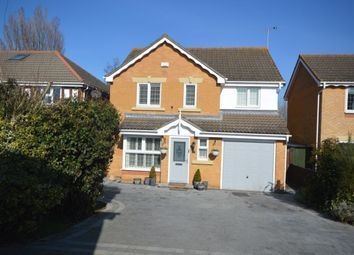 Thumbnail 4 bed detached house for sale in Fordwich Drive, Rochester