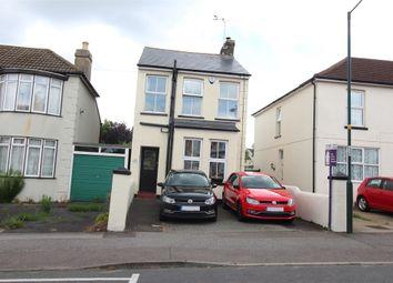 Thumbnail 3 bed detached house for sale in Napier Road, Gillingham, Kent.