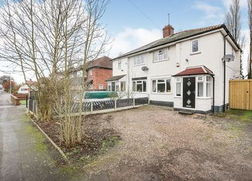 Thumbnail 3 bed semi-detached house for sale in Church Road, Oxley, Wolverhampton, West Midlands