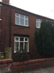 Thumbnail 3 bed terraced house to rent in Carwood Grove, Bolton