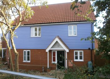 Thumbnail 2 bed terraced house to rent in Greenfinch Close, Stowmarket, Stowmarket