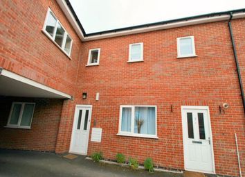 Thumbnail 1 bedroom flat to rent in West Road, Oakham