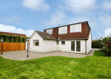 Thumbnail 4 bed detached bungalow for sale in The Paddocks, New Road, Ranageworthy