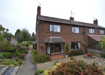 Thumbnail 3 bed semi-detached house for sale in Mount Crescent, Thornes, Wakefield