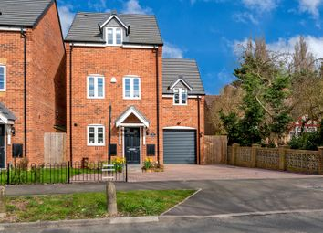 Thumbnail 4 bed detached house for sale in Armitage Gardens, Armitage Road, Rugeley
