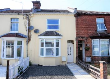 Thumbnail 3 bedroom terraced house for sale in Manor Road North, Itchen