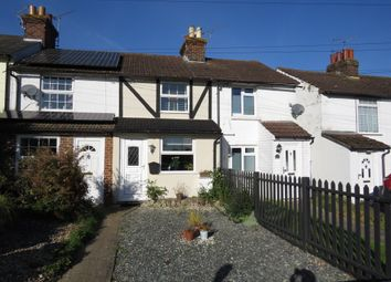 Thumbnail 2 bed terraced house for sale in Canterbury Road, Willesborough, Ashford