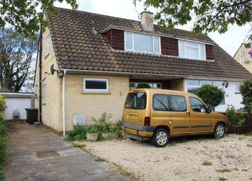 Thumbnail 2 bed semi-detached house for sale in Cleveland Gardens, Trowbridge