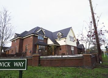 Thumbnail 5 bed property for sale in Creynolds Lane, Cheswick Green, Solihull