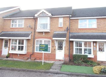 Thumbnail 2 bed terraced house for sale in Gowan Court, Shrewsbury