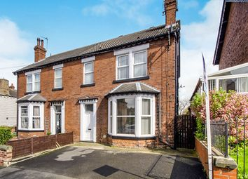 Thumbnail 4 bed semi-detached house for sale in Linden Terrace, Pontefract