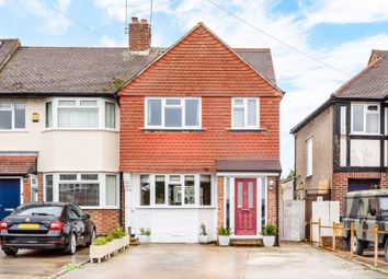 3 bed end terrace house for sale in Pembury Avenue, Worcester Park KT4