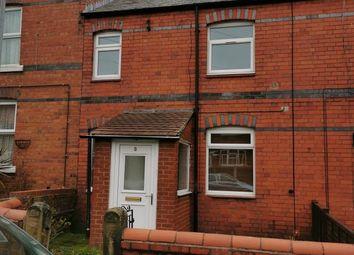 Thumbnail 3 bed property to rent in Church Street, Rhostyllen, Wrexham