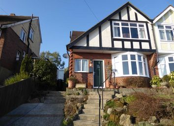 Thumbnail 3 bed property for sale in Fairlight Avenue, Hastings, East Sussex