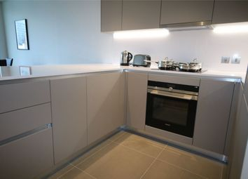 Thumbnail 2 bed flat to rent in Pienna Apartments, Elvin Gardens, Wembley, Greater London
