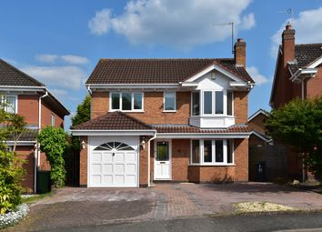 Thumbnail 4 bed detached house for sale in Stotfield Avenue, Lyppard Kettleby, Warndon Villages, Worcester