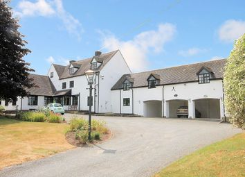 Thumbnail 8 bed farmhouse for sale in Honey Hill Farm, Quarry Berry Lane, Chilcote