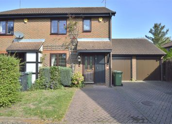 Thumbnail 3 bed semi-detached house to rent in Horley, Surrey
