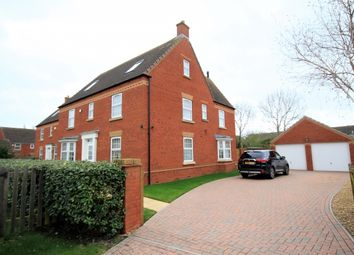 Thumbnail 5 bed detached house for sale in Kicks Farm Close, Westonzoyland, Bridgwater