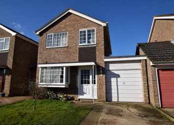 Thumbnail 3 bedroom detached house for sale in Gowing Road, Mulbarton, Norwich