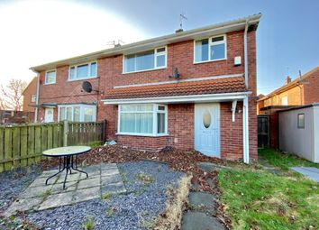 Thumbnail 3 bed semi-detached house for sale in Hallgarth, Leam Lane, Gateshead, Tyne & Wear