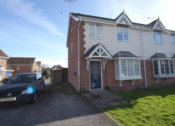 Thumbnail 3 bed semi-detached house to rent in Chesterford Court, Littleover, Derby