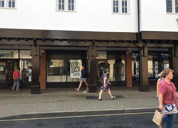 Thumbnail Retail premises to let in 2 The Arches, Hill Street, Saffron Walden, Essex