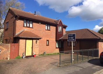 Thumbnail 5 bed detached house for sale in Cardinal Hinsley Close, Newark