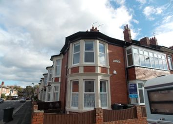 Thumbnail 2 bed flat to rent in Military Road, North Shields