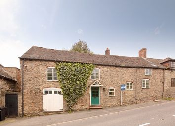 Thumbnail 3 bedroom cottage for sale in Shrewsbury Road, Much Wenlock