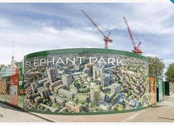 Thumbnail 2 bed property for sale in One The Elephant, London