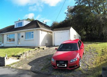 Thumbnail 3 bed semi-detached bungalow for sale in Dolau Fan Road, Graig, Burry Port