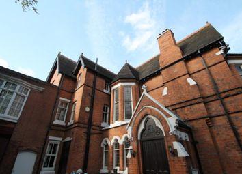 Thumbnail 3 bedroom flat to rent in Richmond Hill Road, Edgbaston, Birmingham