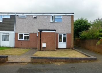 Thumbnail 3 bedroom end terrace house to rent in Stanwyck, Telford