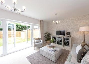 Thumbnail 2 bed detached bungalow for sale in Trelawny Parc, Pelynt, Looe, Cornwall