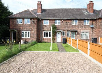 Thumbnail 2 bedroom terraced house for sale in Cliff Hill Avenue, Stapleford, Nottingham