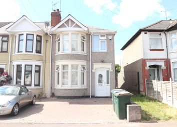 Thumbnail 3 bed semi-detached house for sale in 52 Dunster Place, Holbrooks, Coventry