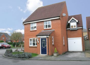 Thumbnail 4 bed detached house for sale in Blackmore Close, Thame, Oxfordshire