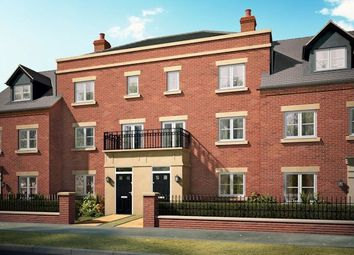 Thumbnail 3 bed mews house for sale in The Lymm, William Nadin Road, Swadlincote, Derby